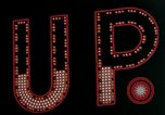 Image of neon signs United States USA, 1958, second 35 stock footage video 65675072075