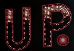 Image of neon signs United States USA, 1958, second 51 stock footage video 65675072079