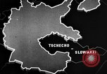 Image of German occupation of Sudentenlands Czechoslovakia, 1938, second 46 stock footage video 65675072084