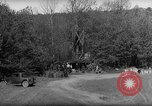 Image of Bureau of Prohibition agents destroy a whiskey distillery United States USA, 1932, second 50 stock footage video 65675072090