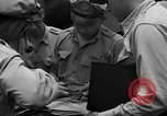 Image of review of mission Saipan Northern Mariana Islands, 1945, second 18 stock footage video 65675072101