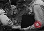 Image of review of mission Saipan Northern Mariana Islands, 1945, second 20 stock footage video 65675072101