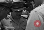 Image of review of mission Saipan Northern Mariana Islands, 1945, second 27 stock footage video 65675072101