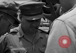 Image of review of mission Saipan Northern Mariana Islands, 1945, second 28 stock footage video 65675072101