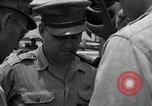 Image of review of mission Saipan Northern Mariana Islands, 1945, second 31 stock footage video 65675072101