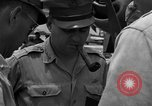 Image of review of mission Saipan Northern Mariana Islands, 1945, second 32 stock footage video 65675072101
