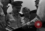 Image of review of mission Saipan Northern Mariana Islands, 1945, second 40 stock footage video 65675072101
