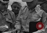 Image of review of mission Saipan Northern Mariana Islands, 1945, second 47 stock footage video 65675072101