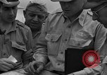 Image of review of mission Saipan Northern Mariana Islands, 1945, second 49 stock footage video 65675072101