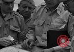 Image of review of mission Saipan Northern Mariana Islands, 1945, second 51 stock footage video 65675072101