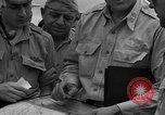 Image of review of mission Saipan Northern Mariana Islands, 1945, second 52 stock footage video 65675072101