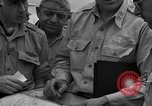 Image of review of mission Saipan Northern Mariana Islands, 1945, second 53 stock footage video 65675072101