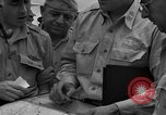 Image of review of mission Saipan Northern Mariana Islands, 1945, second 54 stock footage video 65675072101