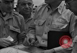 Image of review of mission Saipan Northern Mariana Islands, 1945, second 55 stock footage video 65675072101