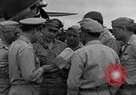 Image of review of mission Saipan Northern Mariana Islands, 1945, second 58 stock footage video 65675072101
