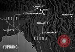 Image of Chinese casualties evacuated Burma, 1943, second 9 stock footage video 65675072107