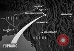 Image of Chinese casualties evacuated Burma, 1943, second 14 stock footage video 65675072107