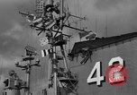 Image of USS Franklin D Roosevelt Atlantic Ocean, 1952, second 45 stock footage video 65675072119