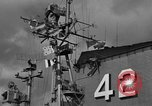 Image of USS Franklin D Roosevelt Atlantic Ocean, 1952, second 48 stock footage video 65675072119