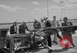 Image of Pershing missile Cape Canaveral Florida USA, 1960, second 10 stock footage video 65675072129