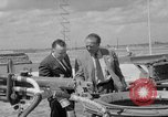 Image of Pershing missile Cape Canaveral Florida USA, 1960, second 32 stock footage video 65675072129