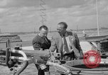 Image of Pershing missile Cape Canaveral Florida USA, 1960, second 33 stock footage video 65675072129