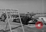 Image of Pershing missile Cape Canaveral Florida USA, 1960, second 38 stock footage video 65675072129