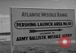 Image of Pershing missile Cape Canaveral Florida USA, 1960, second 6 stock footage video 65675072130