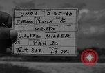 Image of Pershing missile Cape Canaveral Florida USA, 1960, second 2 stock footage video 65675072131