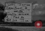 Image of Pershing missile Cape Canaveral Florida USA, 1960, second 4 stock footage video 65675072131