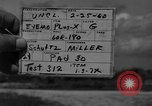 Image of Pershing missile Cape Canaveral Florida USA, 1960, second 5 stock footage video 65675072131