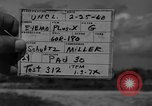 Image of Pershing missile Cape Canaveral Florida USA, 1960, second 6 stock footage video 65675072131