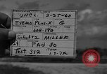 Image of Pershing missile Cape Canaveral Florida USA, 1960, second 9 stock footage video 65675072131