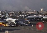 Image of different aircraft Vietnam, 1968, second 15 stock footage video 65675072137