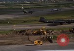 Image of different aircraft Vietnam, 1968, second 25 stock footage video 65675072137