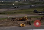 Image of different aircraft Vietnam, 1968, second 26 stock footage video 65675072137