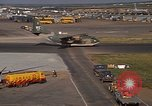 Image of different aircraft Vietnam, 1968, second 58 stock footage video 65675072137