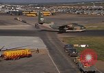 Image of different aircraft Vietnam, 1968, second 59 stock footage video 65675072137
