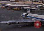 Image of different aircraft Vietnam, 1968, second 25 stock footage video 65675072141