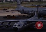 Image of different aircraft Vietnam, 1968, second 52 stock footage video 65675072141