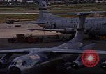 Image of different aircraft Vietnam, 1968, second 56 stock footage video 65675072141