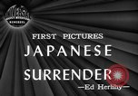 Image of Japanese surrender Ie Shima Ryukyu Islands, 1945, second 4 stock footage video 65675072158