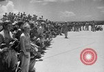 Image of Japanese surrender Ie Shima Ryukyu Islands, 1945, second 16 stock footage video 65675072158