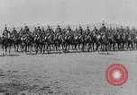 Image of Austro-Hungarian cavalry on battlefield in World War 1 Austria-Hungary, 1916, second 5 stock footage video 65675072169