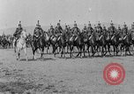 Image of Austro-Hungarian cavalry on battlefield in World War 1 Austria-Hungary, 1916, second 6 stock footage video 65675072169