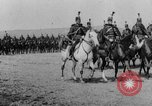 Image of Austro-Hungarian cavalry on battlefield in World War 1 Austria-Hungary, 1916, second 8 stock footage video 65675072169