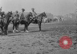 Image of Austro-Hungarian cavalry on battlefield in World War 1 Austria-Hungary, 1916, second 12 stock footage video 65675072169