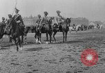 Image of Austro-Hungarian cavalry on battlefield in World War 1 Austria-Hungary, 1916, second 13 stock footage video 65675072169