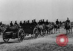 Image of Austro-Hungarian cavalry on battlefield in World War 1 Austria-Hungary, 1916, second 15 stock footage video 65675072169