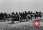 Image of Austro-Hungarian cavalry on battlefield in World War 1 Austria-Hungary, 1916, second 16 stock footage video 65675072169